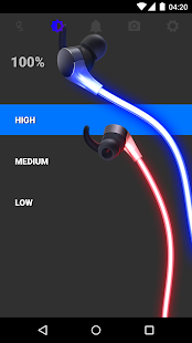 Glow Headphones- screenshot thumbnail