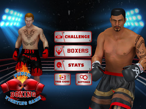 World Tag Team Boxing 2019 1.0.7 screenshots 8