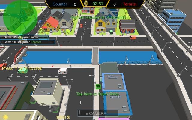 Critical Combat Battle Royale Game