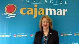 Carmen Giménez ostentó la presidencia de la Fundación Cajamar.
