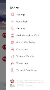Westpac One Mobile Banking- screenshot thumbnail
