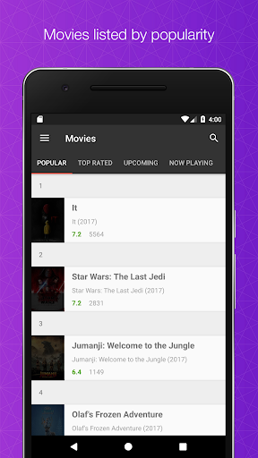 123 go for movies & tv shows db 0.4 screenshots 4