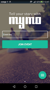 Join MyMo for Events- screenshot thumbnail