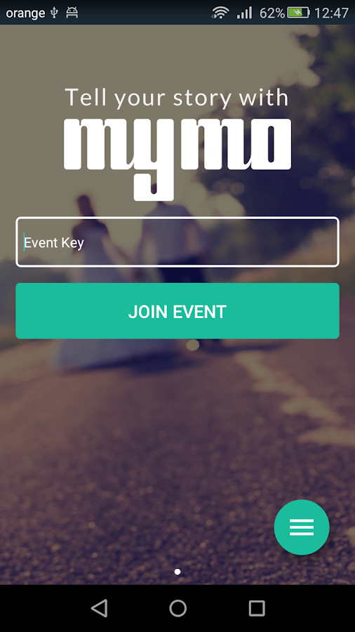 Join MyMo for Events- screenshot