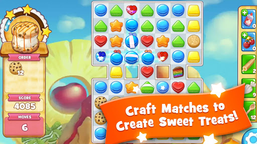 Cookie Jam - Match 3 Games & Free Puzzle Game  mod screenshots 2