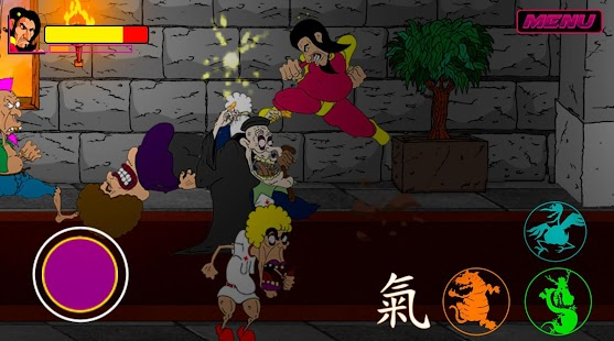Fight Masters Free- screenshot thumbnail