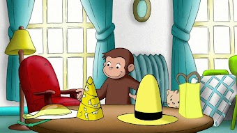 The Clean, Perfect Yellow Hat/Bee is for Bear