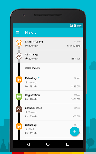 Drivvo – Car Management v5.30 [Pro]