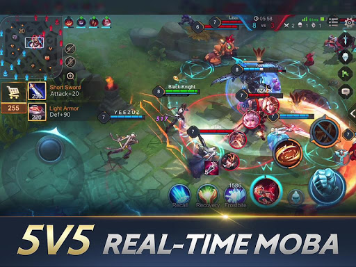 Garena AOV - Arena of Valor 1.19.1.1 screenshots 7