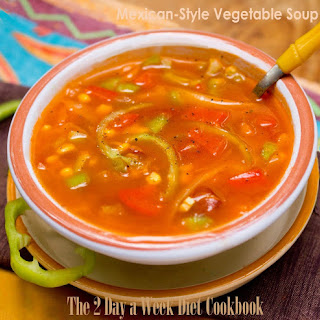 Mexican-Syle Vegetable Soup