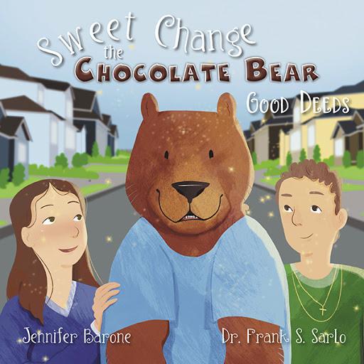 Sweet Change the Chocolate Bear cover