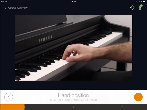 flowkey: Learn piano 2.6.2 Apk for Android 12
