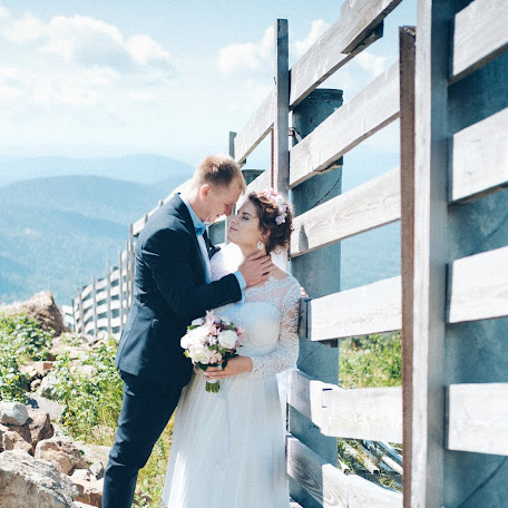 Wedding photographer Alisher Makhmadaliev (Makhmadalievv). Photo of 22.09.2017