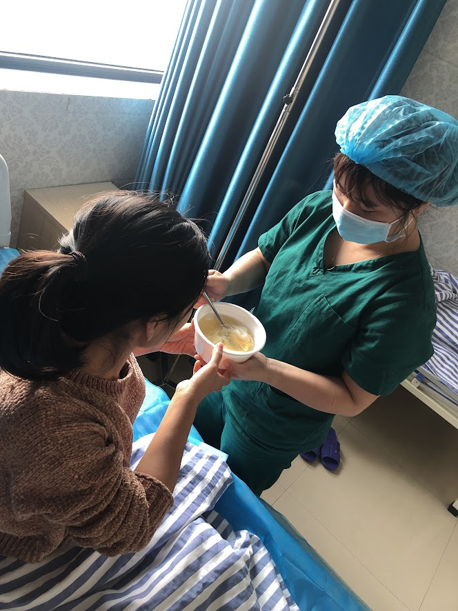 Bệnh nhân được trải nghiệm môi trường KCB chuyên nghiệp và được chăm sóc tận tình.