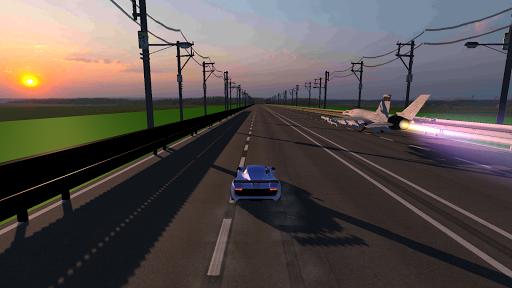 Car vs Jet - Racing 2 screenshots 2