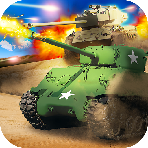 WWII Tanks Battle Simulator