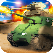WWII Tanks Battle Simulator