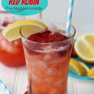 Copycat Red Robin Freckled Lemonade.