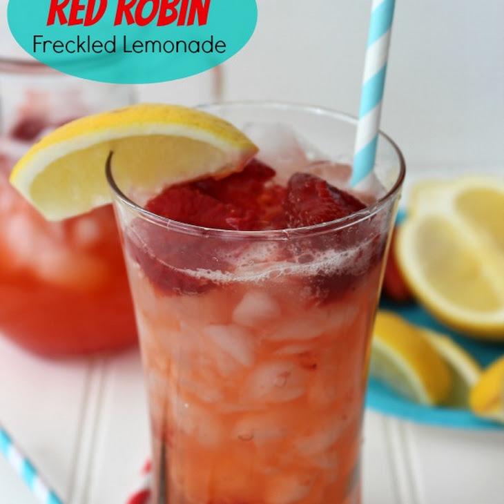 Copycat Red Robin Freckled Lemonade Recipe