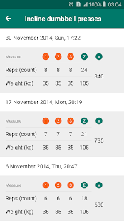 GymBoom – Workout Tracker & Personal Trainer- screenshot thumbnail