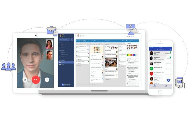 Mongrov Web Screensharing