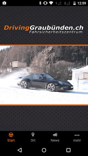 Driving Graubünden Cazis
