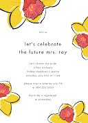 Jillian's Bridal Party - Bridal Shower Invitation item