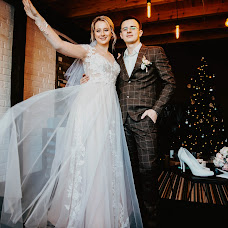 Wedding photographer Natali Mikheeva (miheevaphoto). Photo of 02.02.2019