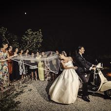 Vestuvių fotografas Alessandro Spagnolo (fotospagnolonovo). Nuotrauka 17.07.2018