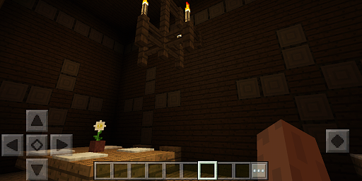 Redstone Woodland Mansion. Map for Minecraft for PC