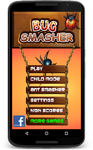 Bug Smasher- screenshot thumbnail