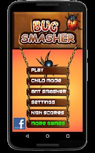 Bug Smasher - náhled