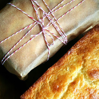 Orange-and-Ricotta Pound Cake & A Few Gift Ideas.