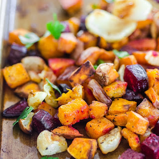 How To Roast Any Vegetable.