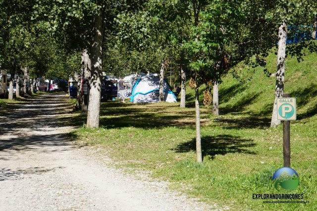 Alojamiento en el VALLE DE PINETA, CAMPING PINETA en el PIRINEO ARAGONES y con NIÑOS