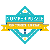 Number Puzzle Baseball
