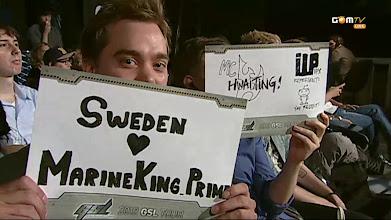 Photo: 스웨덴 마린킹 프라임 응원합니다~