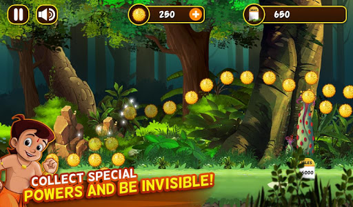 Chhota Bheem Jungle Run cheat screenshots 2