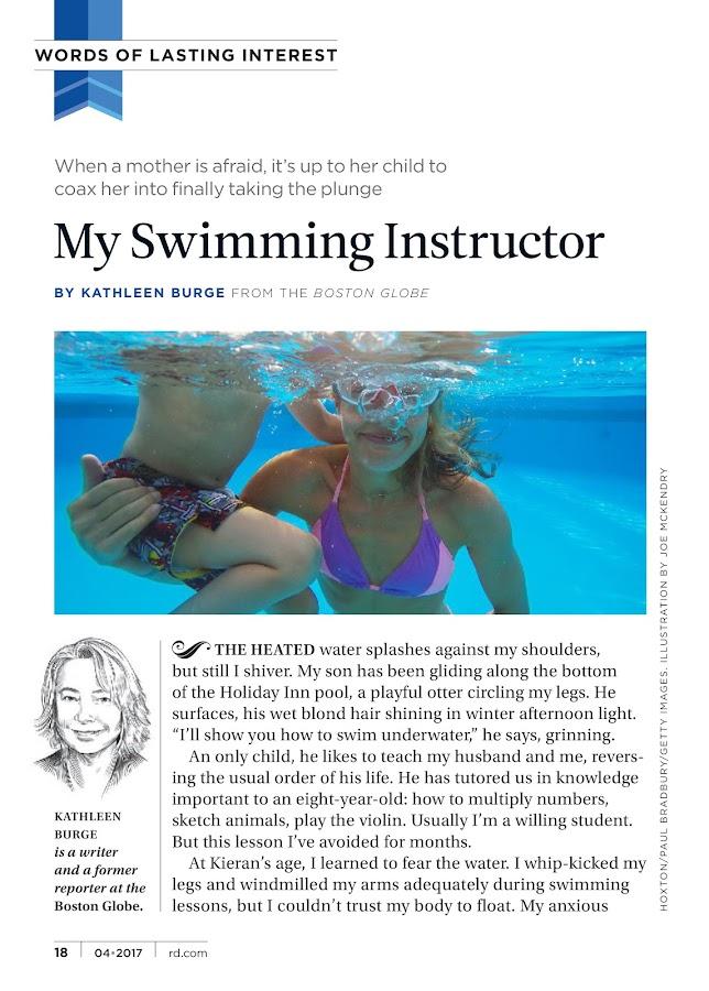 Reader's Digest- screenshot