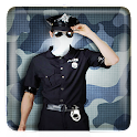 Police Suit Photo Maker icon