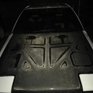 スプリンタートレノ AE86 S61年 GT APEXのカスタム事例画像 さくさんの2018年11月29日11:58の投稿