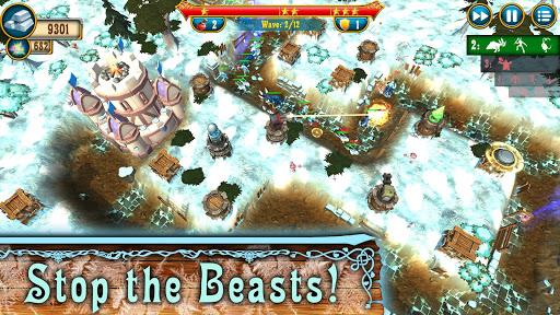 Code Triche Fantasy Realm TD: Tower Defense Game apk mod screenshots 2