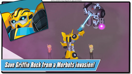 Transformers Rescue Bots: Hero Adventures 2.2 screenshots 2