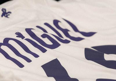 📷 Le RSCA rend hommage à Miguel Van Damme ce dimanche sur son maillot