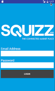Squizz.com- screenshot thumbnail