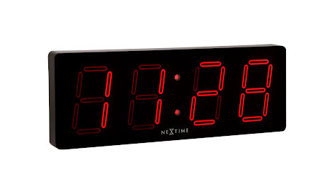 Big D, LED-klocka (Trasig förpackning)