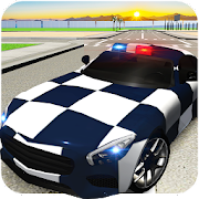 Game Extreme police car driving simulator APK for Windows Phone