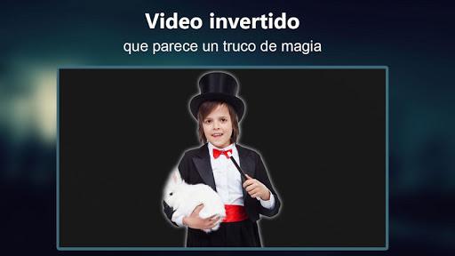Película Invertida video magia screenshot 10