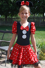Photo: To buy (CSD-Hey Mickey) email me at Pam@Act2DanceCostumes.com  $35.00 Qty (1)  Size: (1)Med Child  Leotard design with pull on skirt. Comes with ears to finish off the look.  Too Cute!  Paypal/Checks $7US shipping/$2 additional items.  7 day returns, same condition.  Thanks!  (CSD016c)