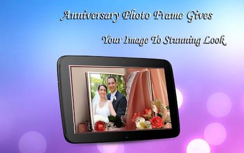Anniversary Photo Frames screenshot